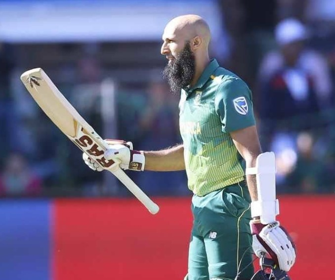 Hashim Amla smashes Virat Kohli's record with 27 ODI centuries