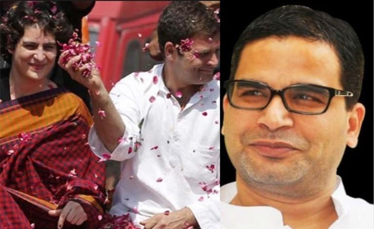 Prashant Kishor, now in rival party, earns plaudits for his tweet on Priyanka Gandhi