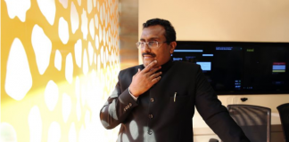 राम माधव