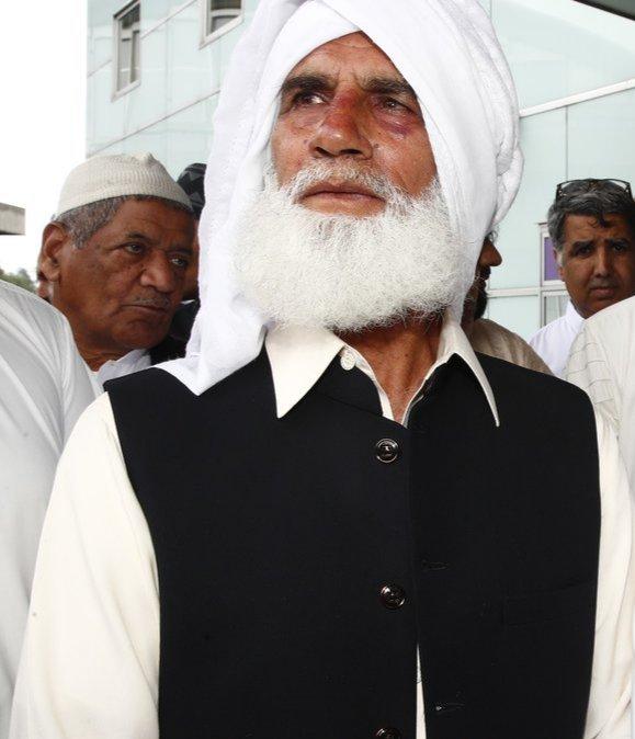 65-year-old Muslim