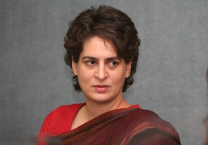 प्रियंका गांधी